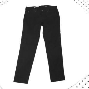 AG the Stevie Ankle Petite Black jeans